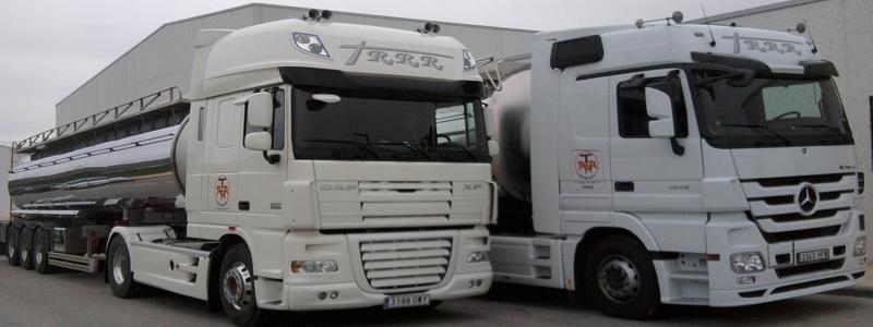 Empresa transporte productos alimentarios en Burgos